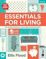 Essentials for Living Textbook and Homework Assignments Book: The Complete Package for Junior Certificate Home Economics - Essentials for Living (Paperback)