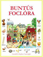 Buntus Foclora: The First 1,000 Words in Irish (Paperback)