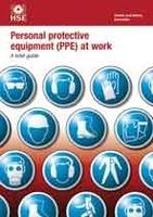 Personal protective equipment (PPE) at work (pack of 5)