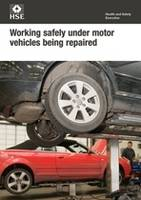 Working safely under motor vehicles being repaired (pack of 5)
