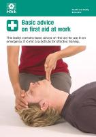 Basic advice on first aid at work (pack of 20) - Industry guidance leaflet INDG347 / INDG  (Paperback)