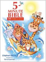 5-Minute Bible: 100 Stories and   100 Songs (Hardback)