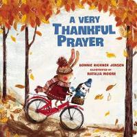 A Very Thankful Prayer (Board book)