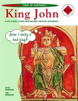 This is History: King John Pupil's Book - This is History (Paperback)