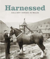 Harnessed: Colliery Horses in Wales (Paperback)