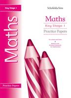 Key Stage 1 Maths Practice Papers (Paperback)