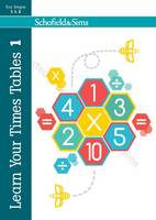 Learn Your Times Tables: Part 1 (Paperback)