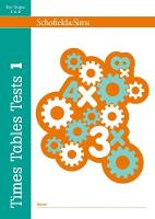 Times Tables Tests Book 1 (Paperback)