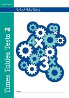 Times Tables Tests Book 2 (Paperback)