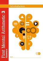 First Mental Arithmetic Answer Book 3 - First Mental Arithmetic (Paperback)