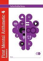 First Mental Arithmetic Answer Book 4 - First Mental Arithmetic (Paperback)
