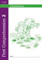 First Comprehension Book 2 - First Comprehension 2 (Paperback)