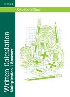 Written Calculation: Multiplication 1 Answers - Written Calculation (Paperback)