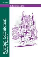 Written Calculation: Division 1 Answers - Written Calculation (Paperback)