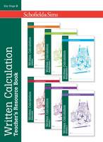 Written Calculation Teacher's Resource Book - Written Calculation (Paperback)