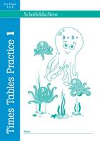 Times Tables Practice 1 - Times Tables Practice (Paperback)