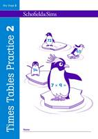Times Tables Practice 2 - Times Tables Practice 2 (Paperback)