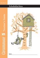 Grammar 5 Teacher's Guide - Grammar and Punctuation (Paperback)