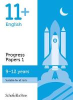 11+ English Progress Papers Book 1: KS2, Ages 9-12 (Paperback)