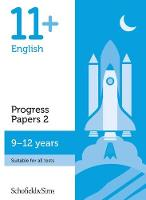 11+ English Progress Papers Book 2: KS2, Ages 9-12 (Paperback)