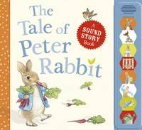 The Tale of Peter Rabbit A sound story book