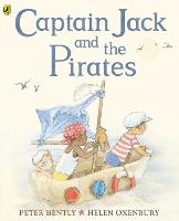 Captain Jack and the Pirates (Paperback)