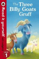 The Three Billy Goats Gruff - Read it yourself with Ladybird: Level 1 - Read It Yourself (Paperback)