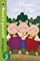 The Three Little Pigs -Read it yourself with Ladybird