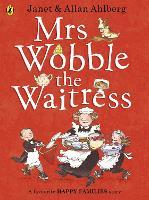 Mrs Wobble the Waitress - Happy Families (Paperback)