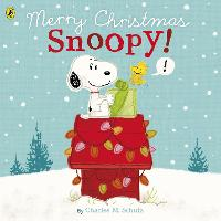 Peanuts: Merry Christmas Snoopy! (Paperback)