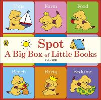 Spot: A Big Box of Little Books - Spot (Board book)