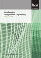 Handbook of Geosynthetic Engineering: Geosynthetics and their applications (Hardback)