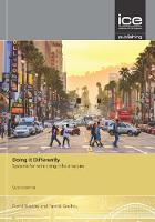 Doing it Differently, Second edition: Systems for Rethinking Infrastructure (Paperback)