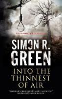 Into the Thinnest of Air - Ishmael Jones Mystery 5 (Hardback)