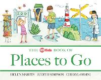 The ABC Book of Places to Go - The ABC Book Of ... (Paperback)
