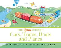 The ABC Book of Cars, Trains, Boats and Planes - The ABC Book Of ... (Paperback)