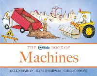 The ABC Book of Machines - The ABC Book Of ... (Paperback)