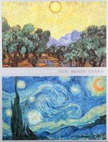 Van Gogh Sun Moon Stars Portfolio Notes