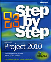 Microsoft Project 2010 Step by Step (Paperback)