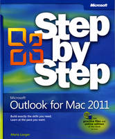Microsoft Outlook for Mac 2011 Step by Step (Paperback)