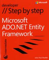 Microsoft ADO.NET Entity Framework Step by Step (Paperback)