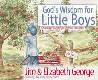 God's Wisdom for Little Boys: Character-Building Fun from Proverbs (Hardback)