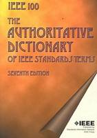 Authoritative Dictionary of IEEE Standards (Paperback)