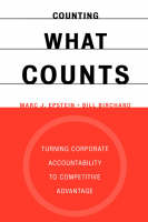 Counting What Counts (Paperback)