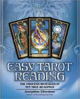 Easy Tarot Reading: The Process Revealed in Ten True Readings (Paperback)