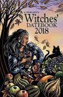 Llewellyn's Witches' Datebook 2018 (Spiral bound)