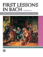 First Lessons in Bach 1 & 2 Complete (Book)