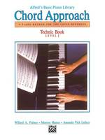 Alfred'S Basic Piano Library Chord Approach: Technic 2 (Book)