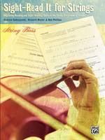 Sight-Read it for Strings (Book)