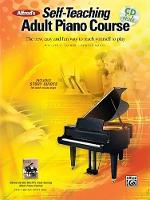 Alfred'S Self-Teaching Adult Piano Course (Book)